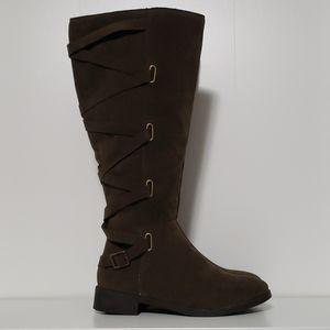 NWOT JustFab Tall Boots